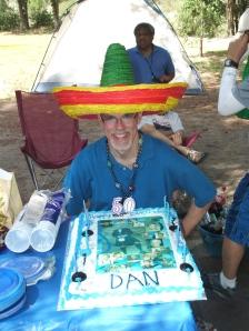Dan at 50